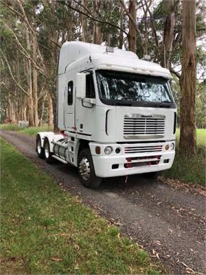 2002 Freightliner Argosy Empire Truck Parts - Trucks for Sale