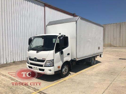 2013 Hino 300 Series 616 Auto Truck City - Trucks for Sale