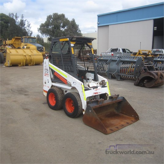 Bobcat 753 Skid Steers Wheeled Heavy Machinery For Sale Nationwide