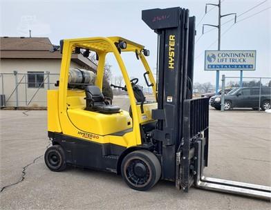 Contintental Lift Truck Corp