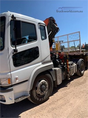 2010 Fuso FP54 - Trucks for Sale