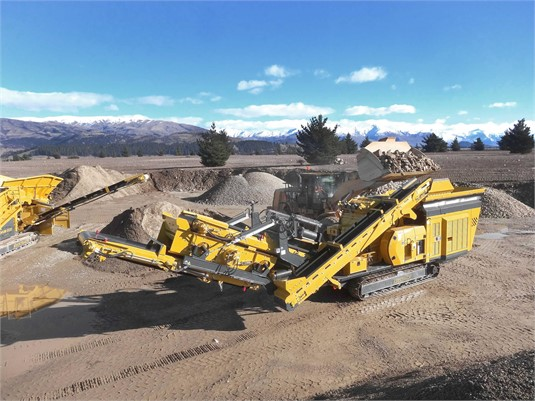 2018 Keestrack other - Heavy Machinery for Sale
