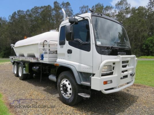 2007 Isuzu FVZ1400 Trucks for Sale