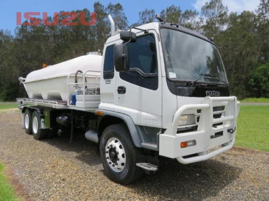 2007 Isuzu FVZ1400 Used Isuzu Trucks - Trucks for Sale