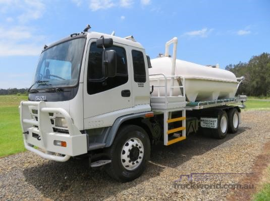 2007 Isuzu FVZ1400 - Trucks for Sale