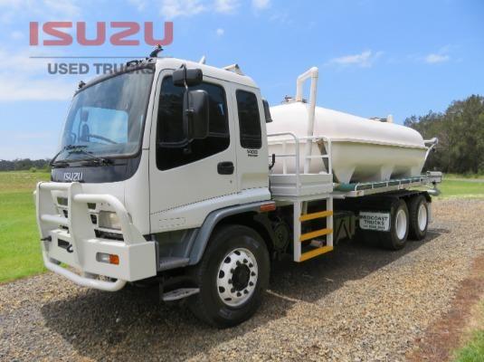 2007 Isuzu FVZ1400 Used Isuzu Trucks - Trucks for Sale