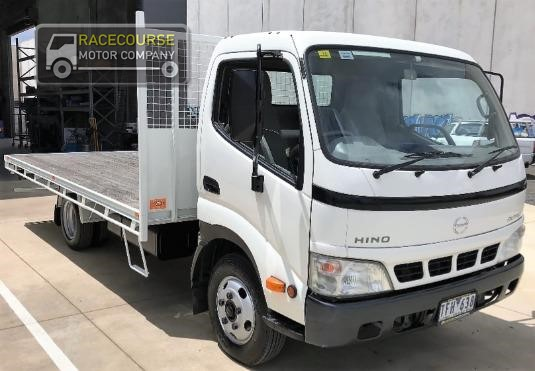 2004 Hino Dutro Racecourse Motor Company - Trucks for Sale