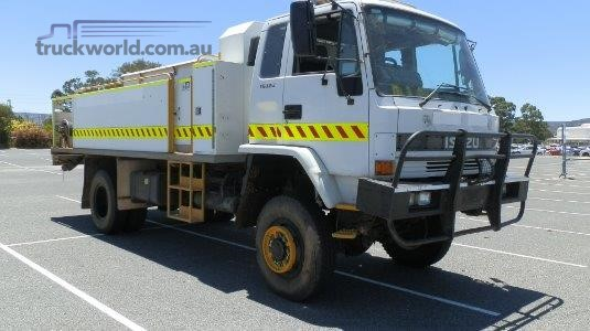 1995 Isuzu FTS 700s 4x4 Truck Traders WA - Trucks for Sale