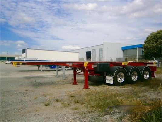 2018 Panus Skeletal Trailer - Truckworld.com.au - Trailers for Sale