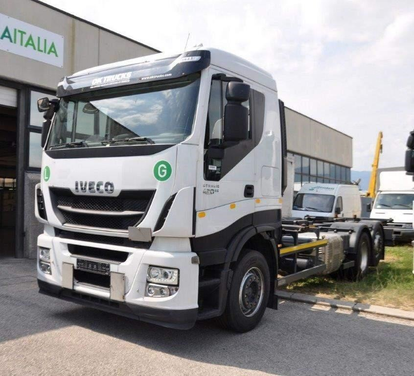 Iveco STRALIS 420 #Used