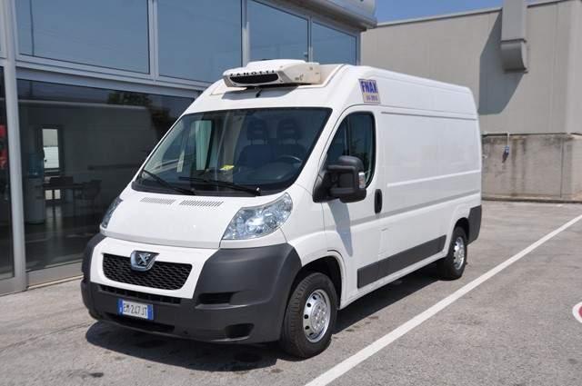 Peugeot BOXER Uzywany