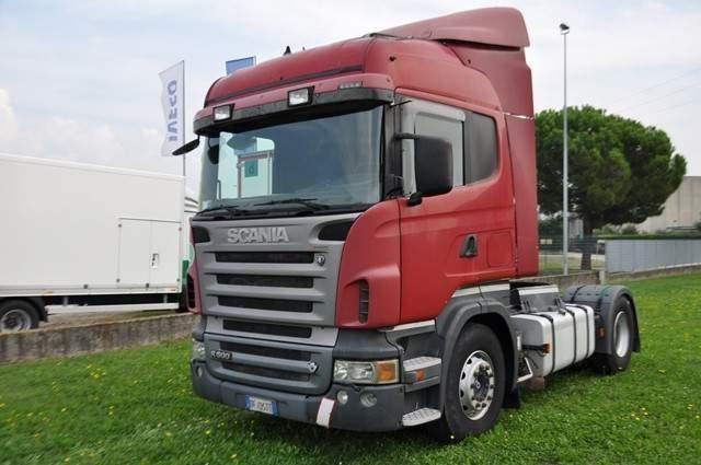 Scania R500 #Used