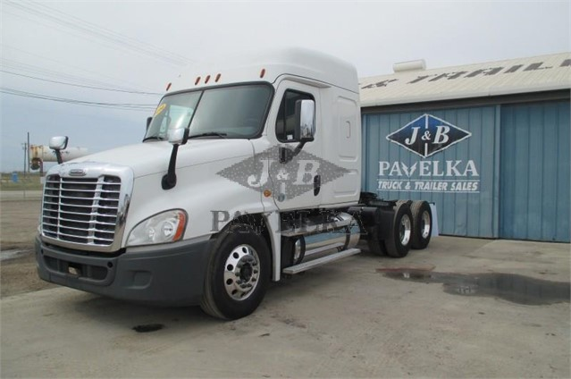 2014 FREIGHTLINER CASCADIA 113 For Sale In Robstown, Texas