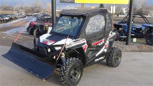 POLARIS Sport / Recreation Utility Vehicles Auction Results - 256