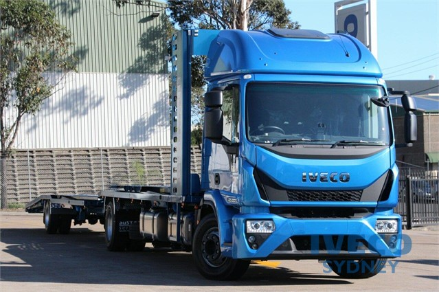 2017 Iveco Eurocargo Car Transporter Iveco Sydney