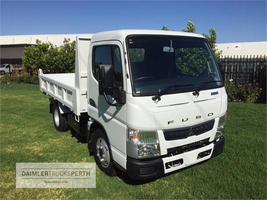 2018 Fuso Canter 515 Narrow Factory Tipper Daimler Trucks Perth - Trucks for Sale