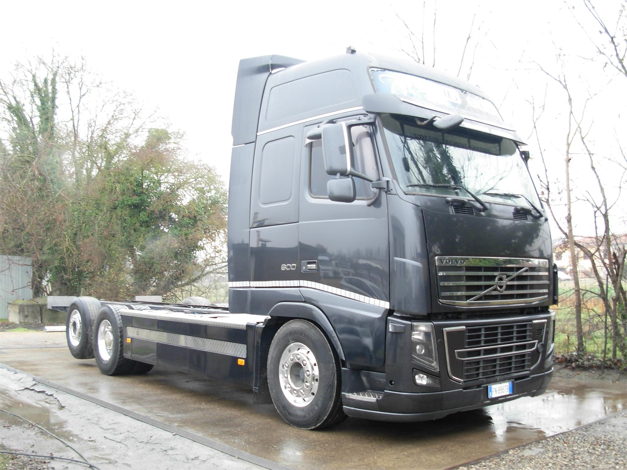 Volvo FH16.600 Second-hand