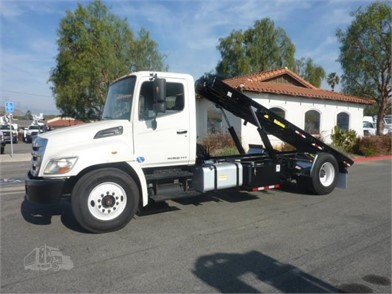 HINO Garbage Trucks For Sale - 12 Listings | TruckPaper com