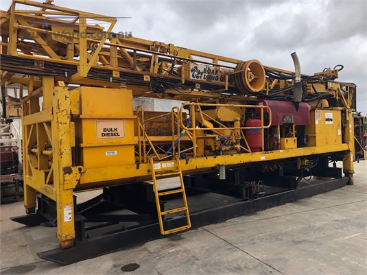 0 Sandvik UDR1500 Heavy Machinery for Sale