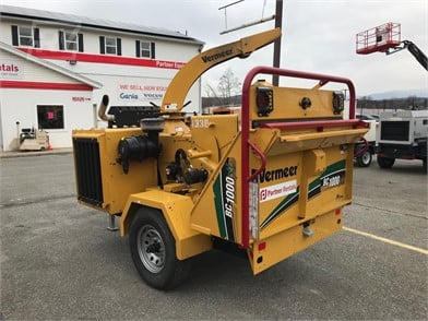 VERMEER Wood Chippers Forestry Equipment For Rent - 30