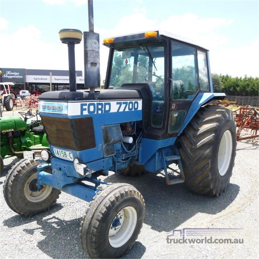 0 Ford 7700 Farm Machinery for Sale