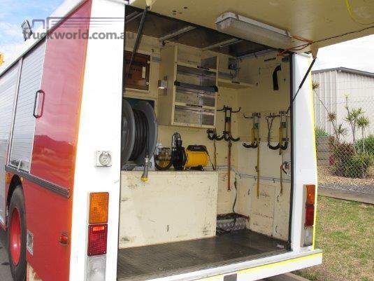 1991 Isuzu FVR 900 Fire Truck, Service Vehicle, Generator / Power Plant  Truckworld