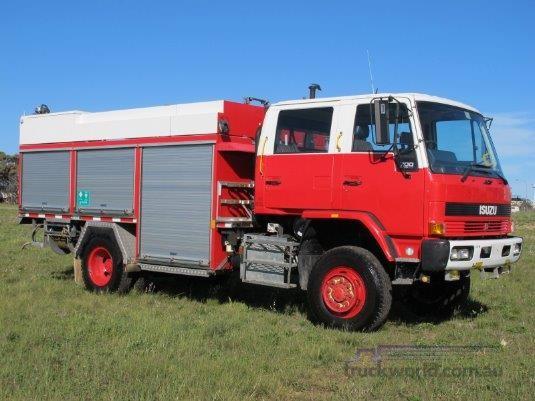1994 Isuzu FTS 700 - Trucks for Sale