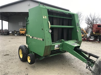 John Deere Round Balers For Sale In Indiana - 16 Listings