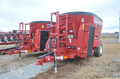 MEYER Feed/Mixer Wagon For Sale - 49 Listings | TractorHouse