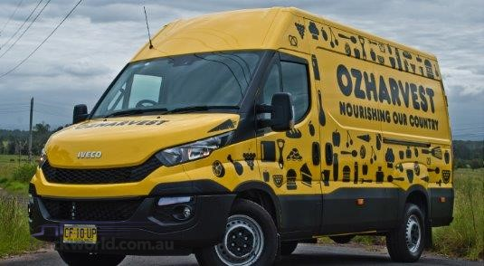 68b642472a Australian Food Rescue Charity Delivers Free Meals With IVECO Daily Vans