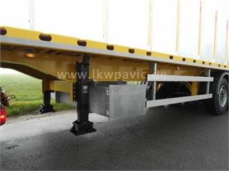 PAVIC PRSH 27 Sattel-Auflieger f�r Holztransport