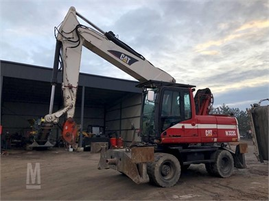 CATERPILLAR M322 For Sale - 33 Listings | MarketBook co nz