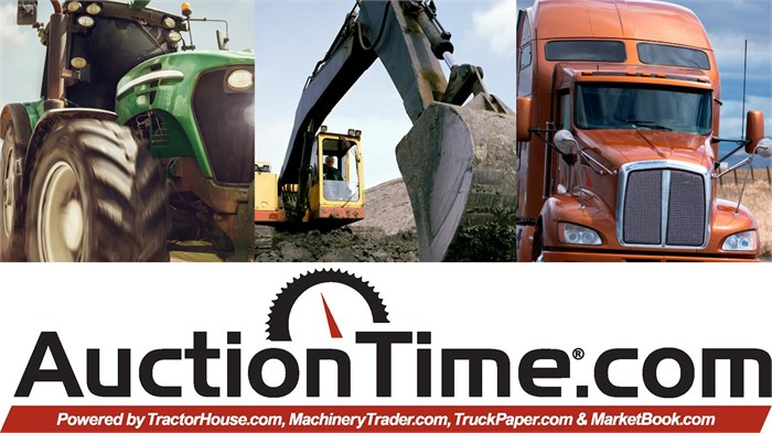 auctiontime com sells over 37 4 million in equipment trucks