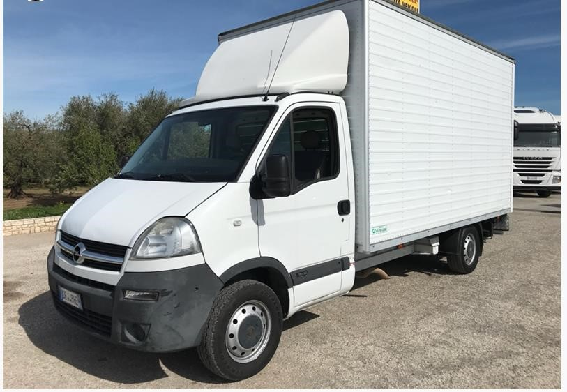 Opel MOVANO Second-hand