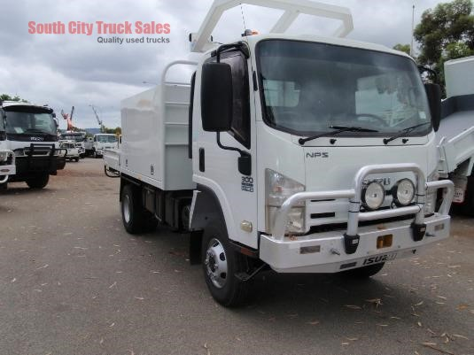2011 Isuzu NPS 75 155 South City Truck Sales - Trucks for Sale