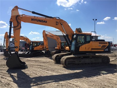 Excavators - Rueter's Equipment | Sales | Service | Parts | Rental