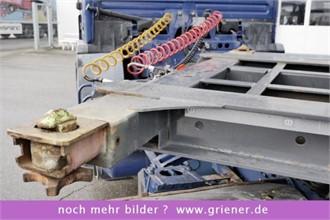 KRONE SD 27 CONTAINER FÜR 20/30/40/ 2 X 20 FUSS