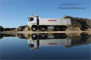 Scania Testing Autonomous XT Tipper Truck At Rio Tinto Mining Sites