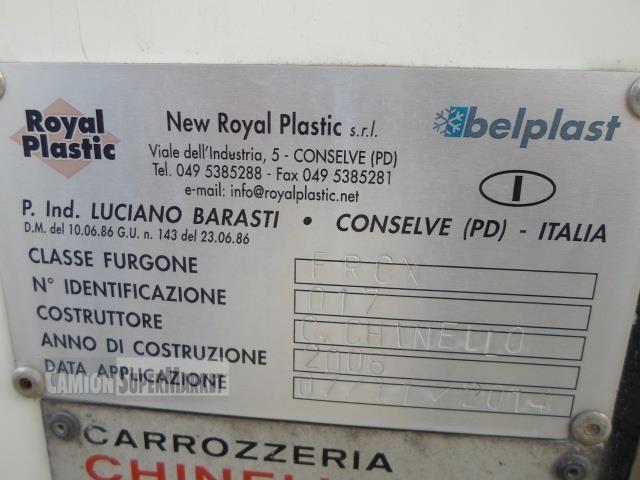Iveco DAILY 35C15 Usato 2008 Veneto