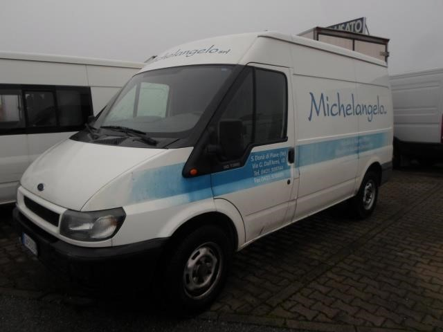 Ford TRANSIT Second-hand