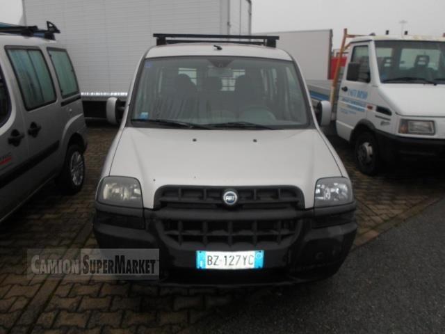 Fiat DOBLO Usato 2002 Veneto