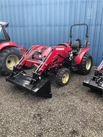 2018 YANMAR YT235 For Sale In Salem, Oregon