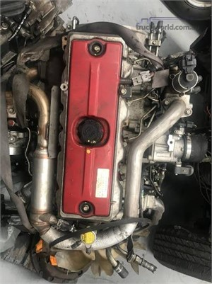 Hino Engine N04C-TF - Truckworld.com.au - Parts & Accessories for Sale