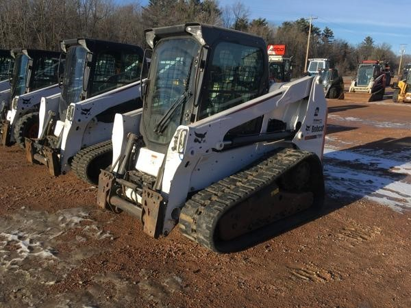 Bobcat T630 Compact Track Loaders for Sale   CEG