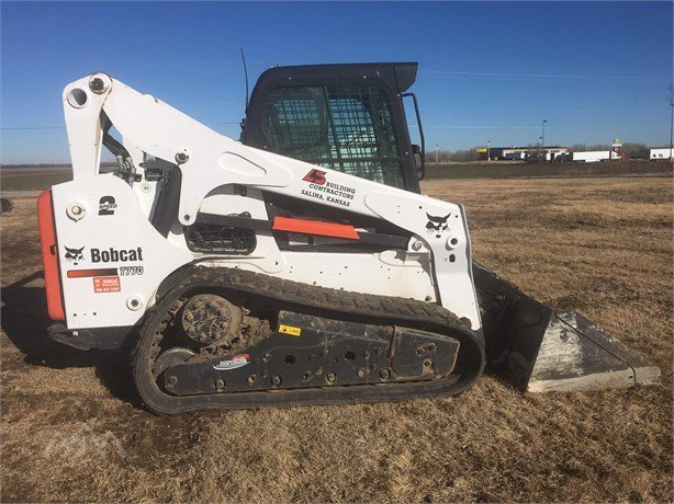 Track Feller Bunchers Logging Equipment Auction Results - 244