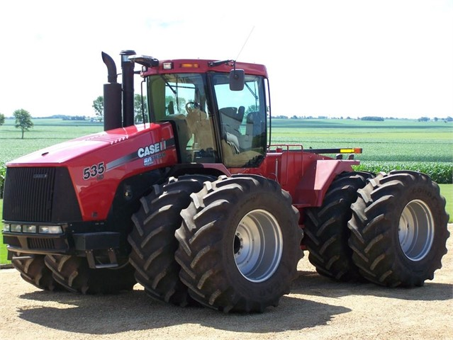 2008 CASE IH STEIGER 535 HD For Sale In Davis Junction