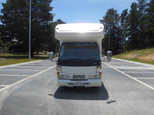 1996 Isuzu ELF Bill Slatterys Truck & Bus Sales - Trucks for Sale