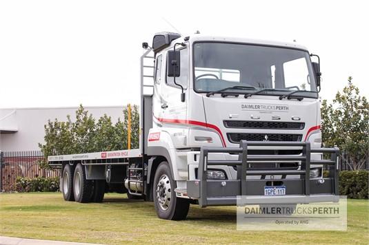 2018 Fuso FV54 Daimler Trucks Perth - Trucks for Sale