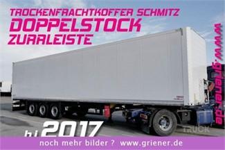 SCHMITZ SKO 24/ DOPPELSTOCK /ZURRLEISTE / 6 X AM LAGER !