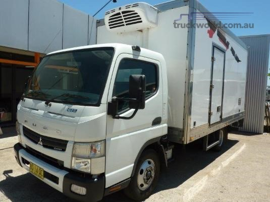 2012 Fuso Canter 615 - Trucks for Sale